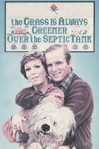 Poster of The Grass Is Always Greener Over the Septic Tank
