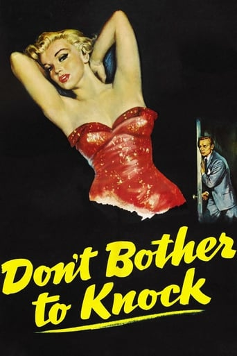Poster of Don't Bother to Knock