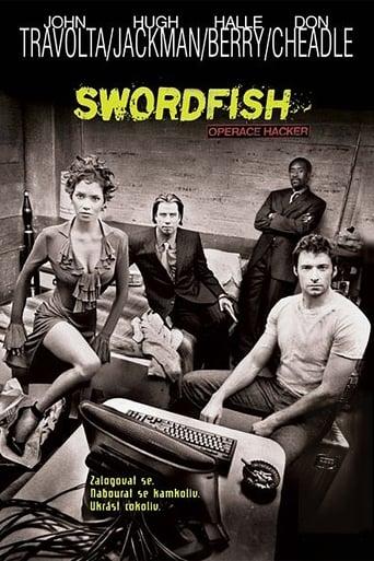 Poster of Swordfish: Operace Hacker