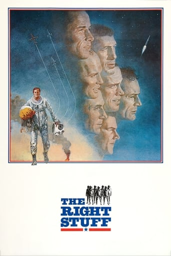 Poster of The Right Stuff