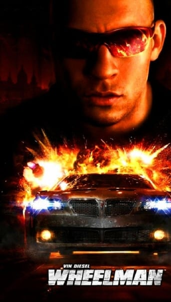 Poster of Wheelman