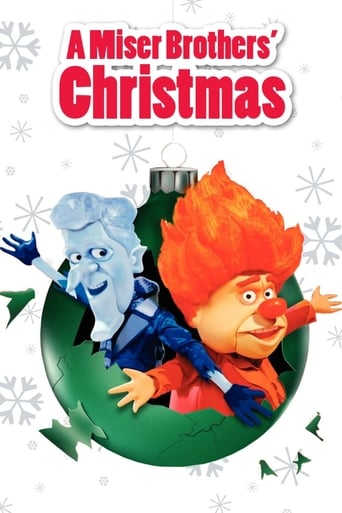 Poster of A Miser Brothers' Christmas