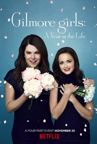 Poster of Gilmore Girls: A Year in the Life - Spring