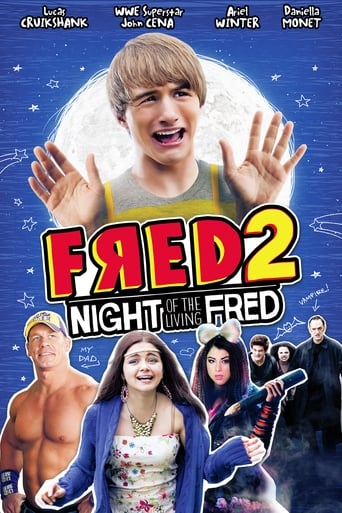 Poster of Fred 2: Night of the Living Fred
