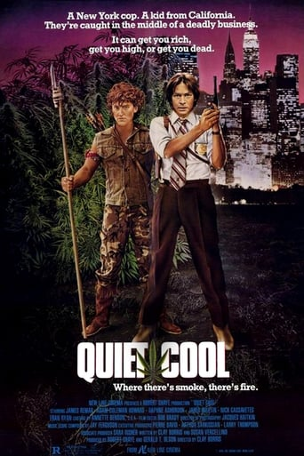 Poster of Quiet Cool