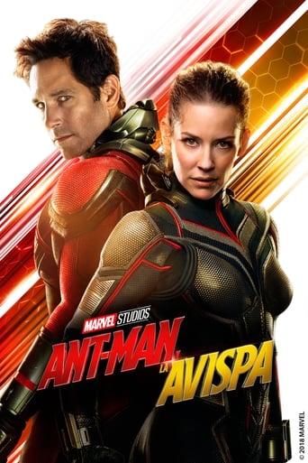 Ant-Man y la Avispa 3D