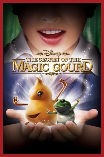Poster of The Secret of the Magic Gourd
