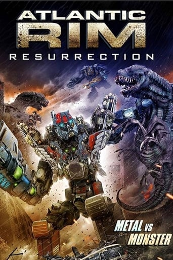 Poster of Atlantic Rim: Resurrection
