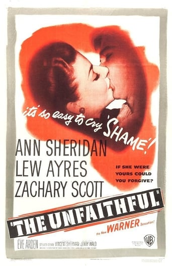 Poster of The Unfaithful
