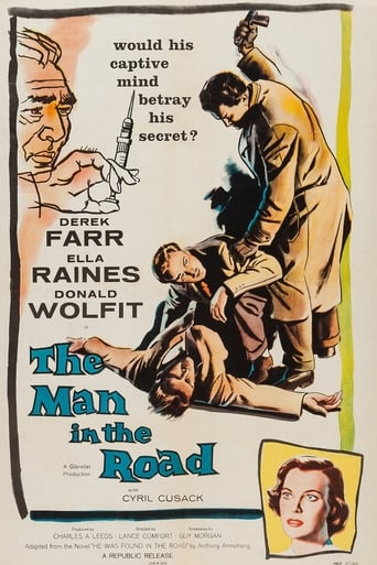 Poster of The Man in the Road