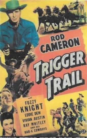 Poster of Trigger Trail