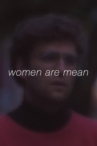 Poster of Women are Mean