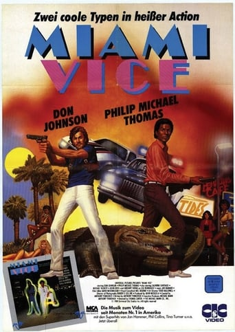 Poster of Miami Vice: Brother's Keeper