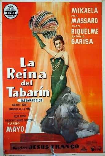 Poster of Queen of the Tabarin Club