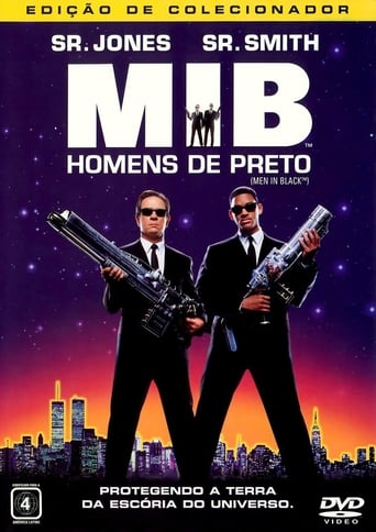 Poster of Men in Black: The Series