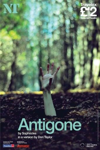 Poster of National Theatre Live: Antigone