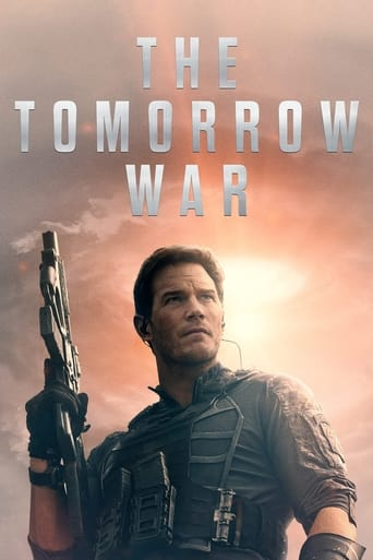 Poster of The Tomorrow War