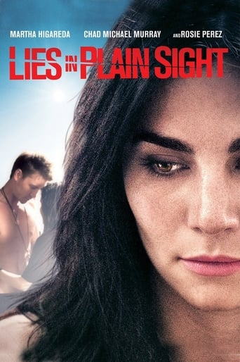 Poster of Lies in Plain Sight