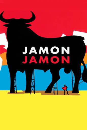 Poster of Jamon Jamon