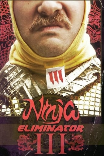 Ninja Eliminator 3: Guardian of the Dragon Medallion poster