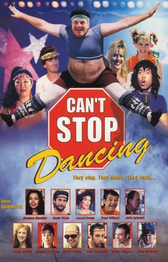 Poster of Can't Stop Dancing