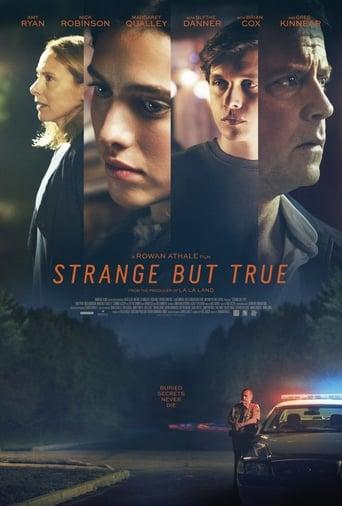 Strange But True poster