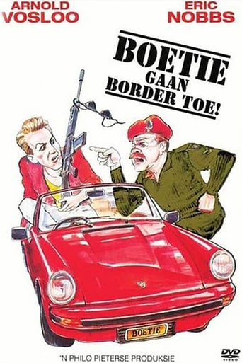 Poster of Boetie Goes To The Border