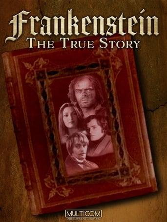 Poster of Frankenstein: The True Story
