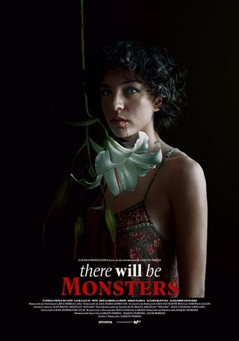 Poster of There will be Monsters