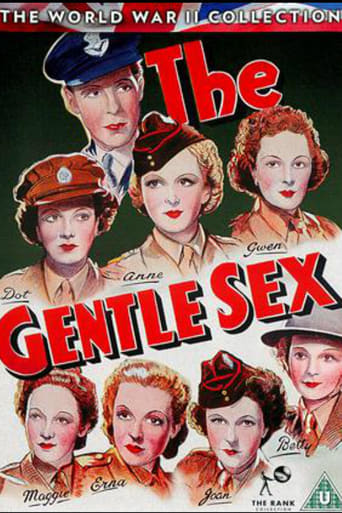 Poster of The Gentle Sex