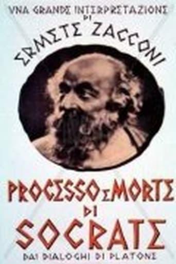 Poster of Processo e morte di Socrate