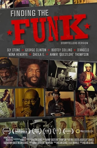 Poster of Finding the Funk