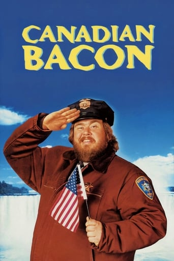Poster of Canadian Bacon