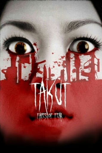 Poster of Takut: Faces of Fear