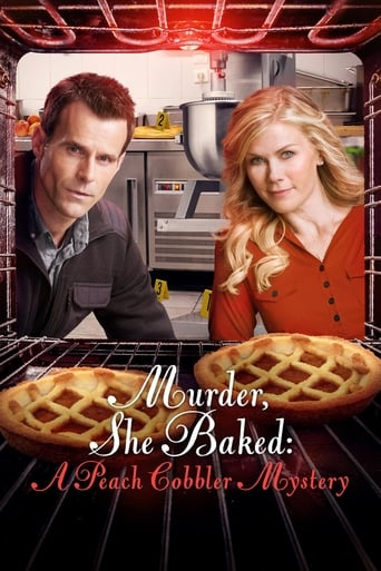 Poster of Murder, She Baked: A Peach Cobbler Mystery