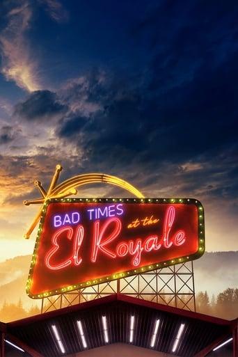 Sale temps à l'hôtel El Royale