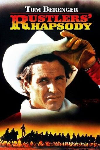 Poster of Rustlers' Rhapsody