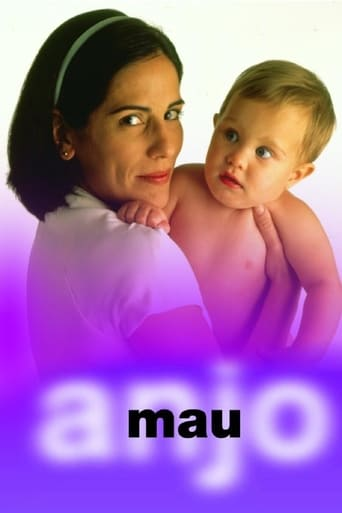 Poster of Anjo Mau
