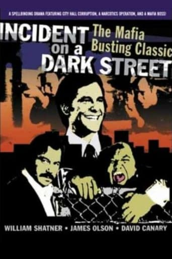 Poster of Incident on a Dark Street