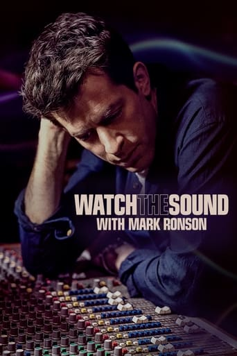 Poster of Watch the Sound with Mark Ronson