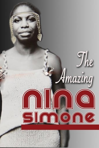 Poster of The Amazing Nina Simone