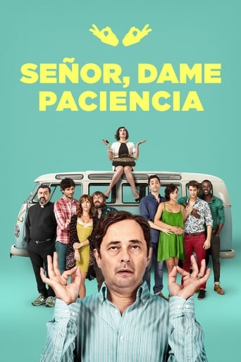 Poster of Señor, dame paciencia