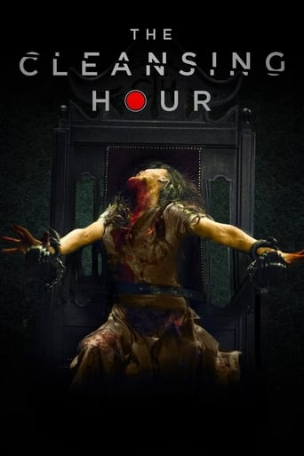 Poster of The Cleansing Hour