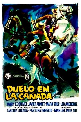 Poster of Duelo en la cañada