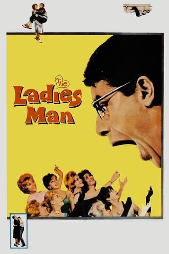Poster of The Ladies Man