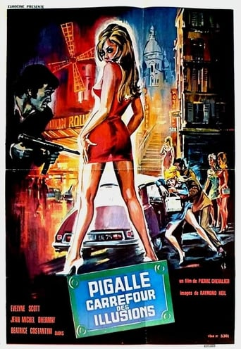 Poster of Pigalle, carrefour des illusions