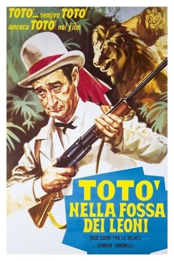 Poster of Due cuori fra le belve