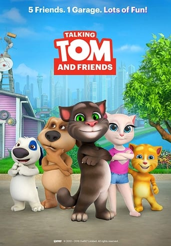 Talking Tom and Friends poster