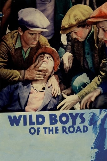 Poster of Wild Boys of the Road
