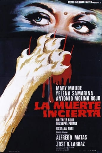 Poster of The Uncertain Death
